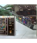 Комбинированный торговый автомат ROSSOBAR TOUCH