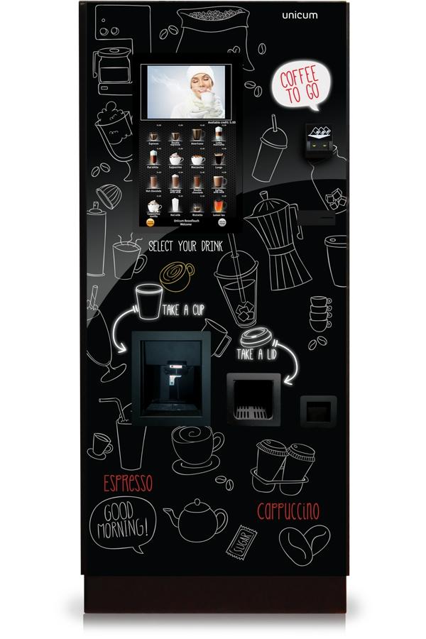 Кофе автомат Rosso TO GO