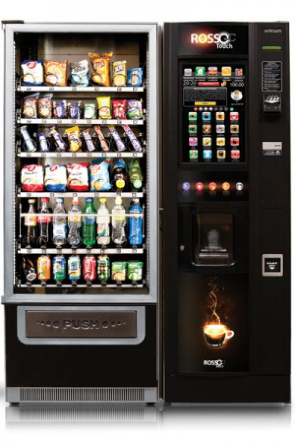 Комби торговый автомат ROSSOBAR TOUCH