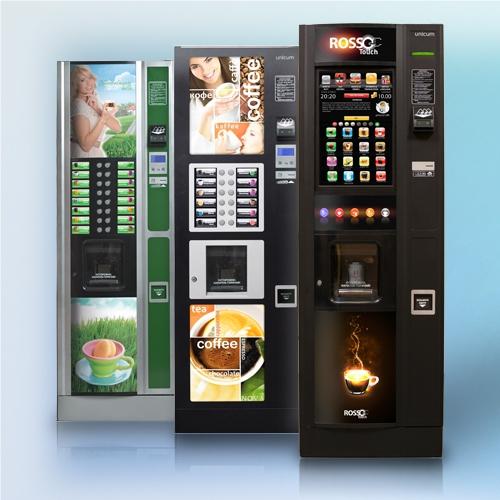 Установка кофейного автомата в офис