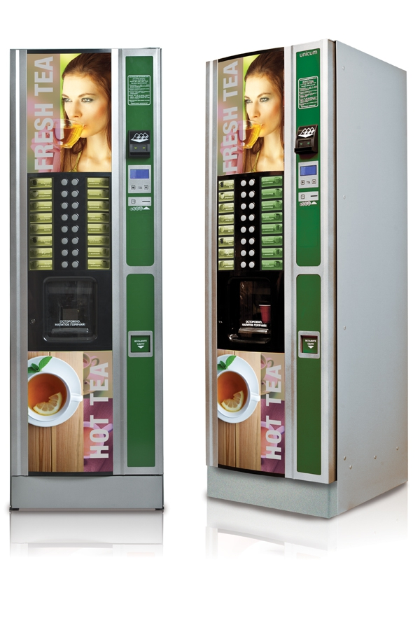 Автомат Rosso Fresh Tea