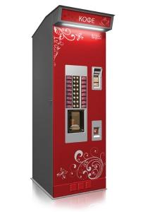 Уличный кофейный автомат ROSSO STREET